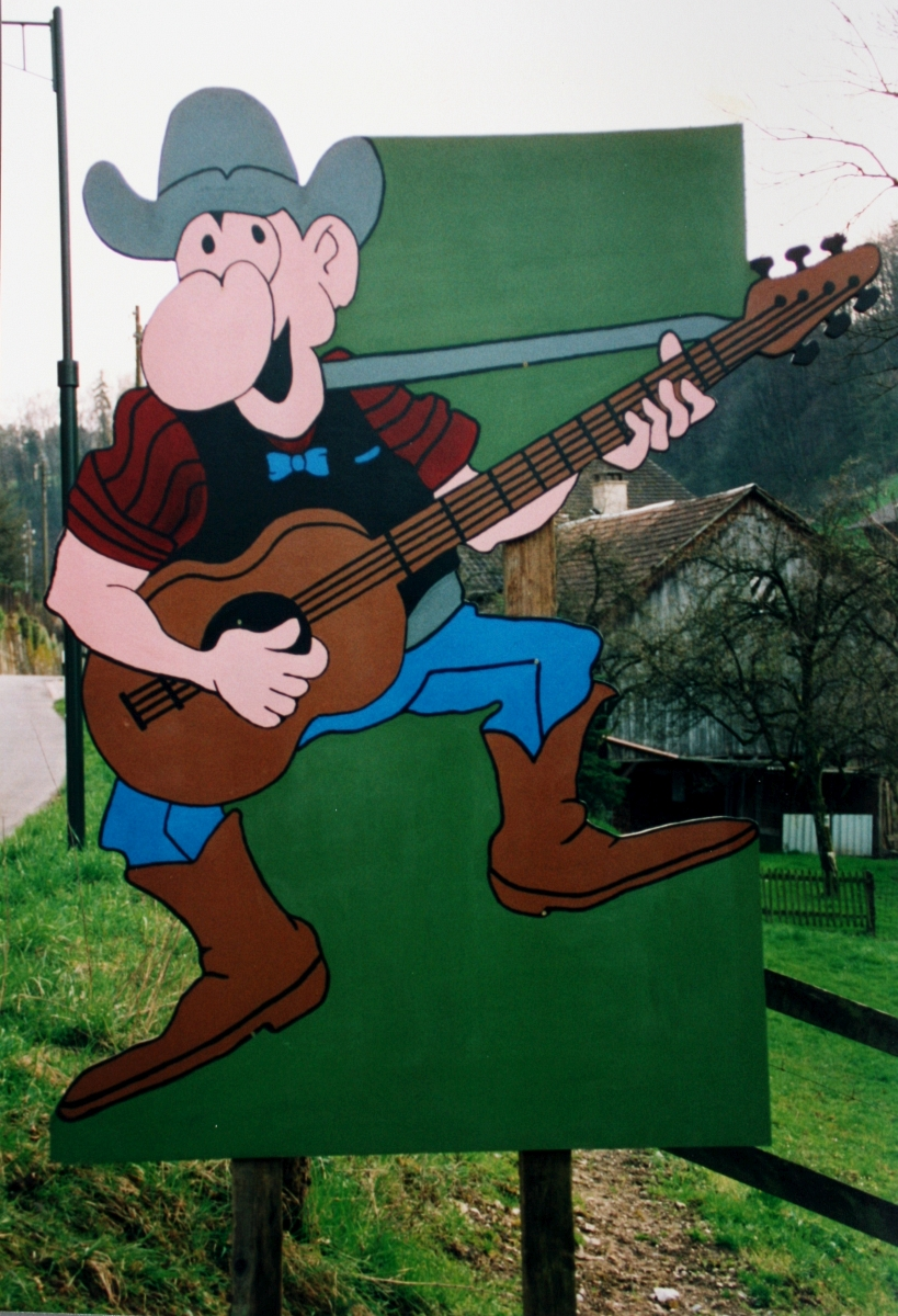 1993 Kantonaler Musiktag