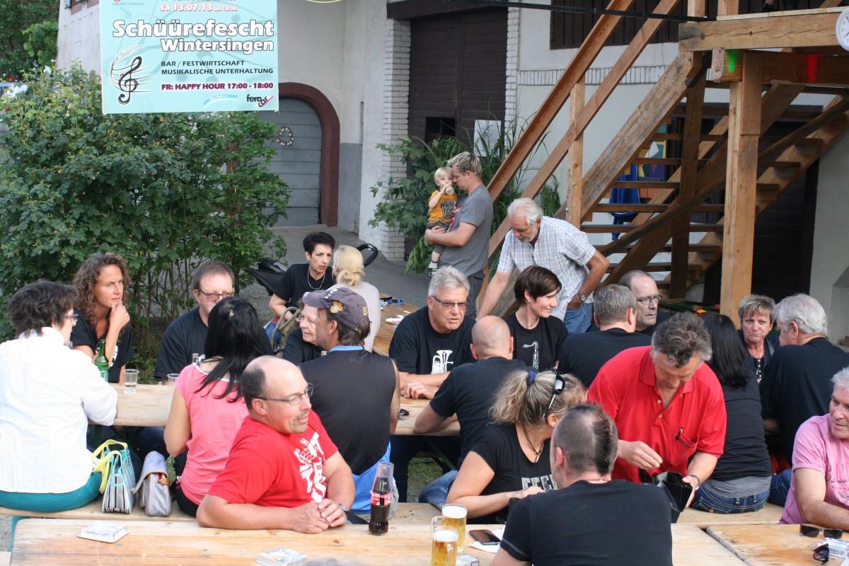 Schüürefest 2013