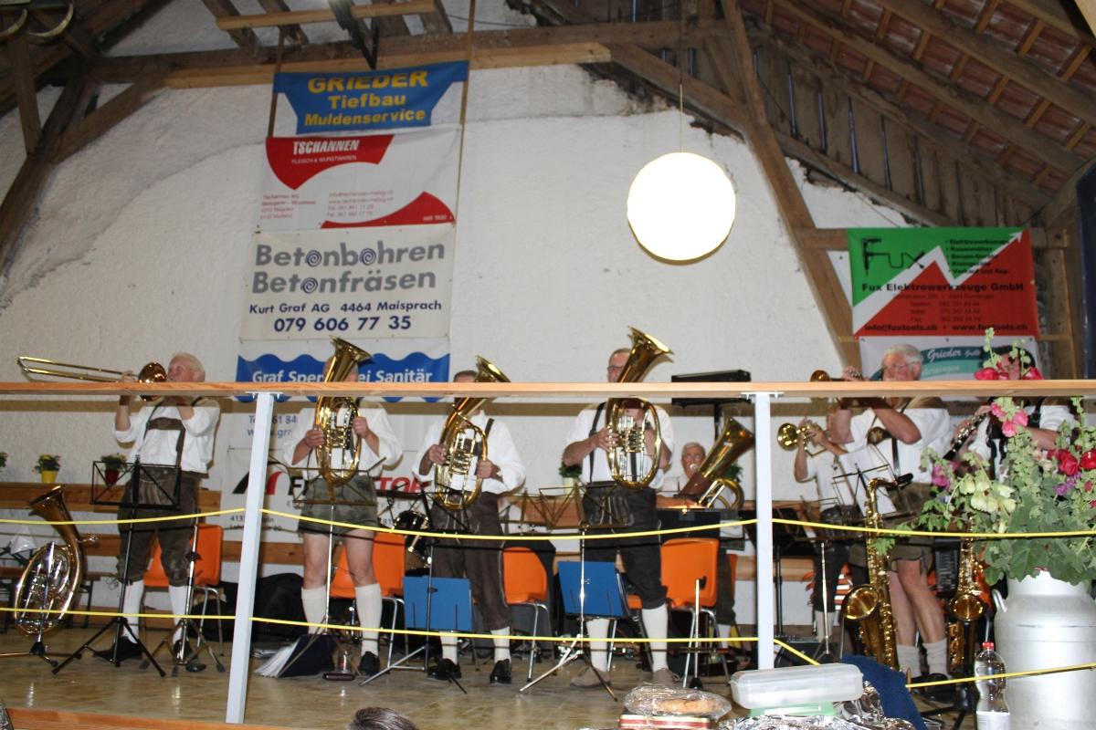 3. Schüürefest Wintersingen 2014